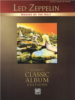 Led Zeppelin: Houses Of The Holy Books | Tab