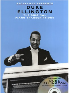 Storyville Presents: Duke Ellington - The Original Piano Transcriptions Books and CDs | Piano