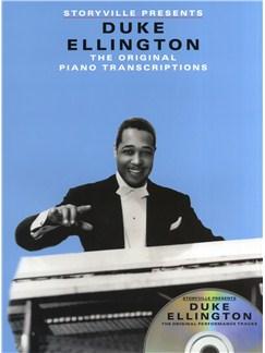 Storyville Presents: Duke Ellington - The Original Piano Transcriptions Books and CDs | Piano