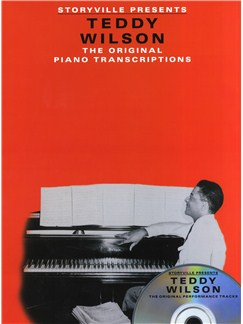Storyville Presents: Teddy Wilson - The Original Piano Transcriptions Books and CDs | Piano