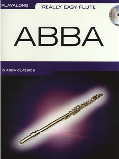 Really Easy Flute: Abba Books and CDs | Flute