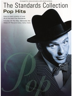 The Standards Collection: Pop Hits Books | Piano, Vocal & Guitar (with Chord Symbols)