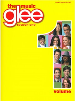 Glee Songbook: Saison 1, Volume 1 Livre | Piano, Chant et Guitare