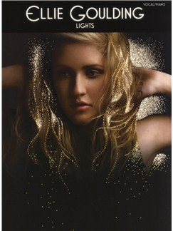 Ellie Goulding: Lights Books | Piano, Vocal & Guitar