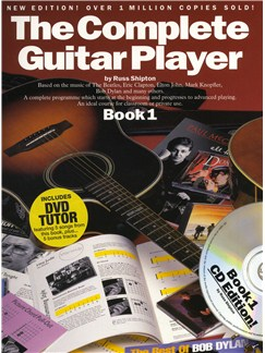 The Complete Guitar Player Book 1 - New Edition Books, CDs and DVDs / Videos | Guitar