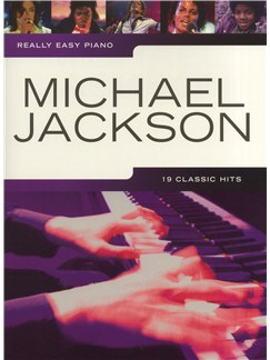 Really Easy Piano: Michael Jackson Livre | Piano