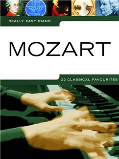 Really Easy Piano: Mozart Livre | Piano