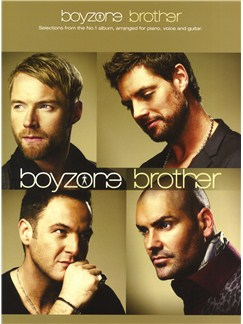 Boyzone: Brother - Selections Books | Piano, Vocal & Guitar