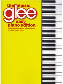 Glee Songbook: Easy Piano Books | Piano