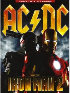 AC/DC: Iron Man 2 Books | Guitar Tab