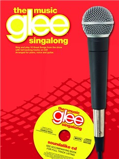 Glee Singalong Books and CDs | Piano, Vocal & Guitar