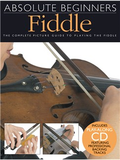 Absolute Beginners: Fiddle Books and CDs | Violin
