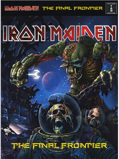 Iron Maiden: The Final Frontier Books | Guitar Tab, Guitar