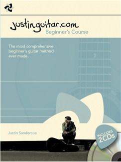 The Justinguitar.com Beginner's Guitar Course Books and CDs | Guitar