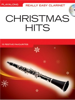 Really Easy Clarinet: Christmas Hits Books and CDs | Clarinet