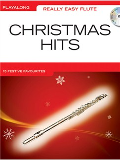 Really Easy Flute: Christmas Hits Books and CDs | Flute