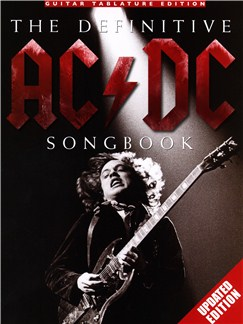 The Definitive AC/DC Songbook - Updated Edition Books | Guitar Tab