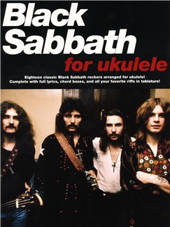 Black Sabbath For Ukulele Livre | Ukelele