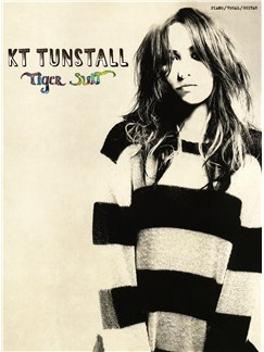 KT Tunstall: Tiger Suit Books | Piano, Vocal & Guitar