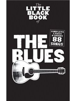 The Little Black Book Of The Blues Livre | Paroles et Accords