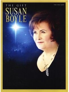 Susan Boyle: The Gift Books | Piano, Vocal & Guitar