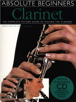 Absolute Beginners: Clarinet Books and CDs | Clarinet