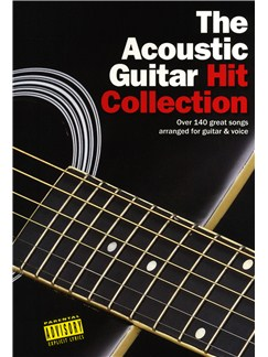 The Acoustic Guitar Hit Collection Books | Lyrics & Chords