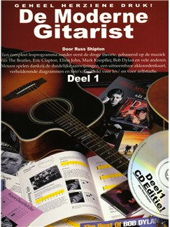 De Moderne Gitarist - Deel 1 Books and CDs | Guitar