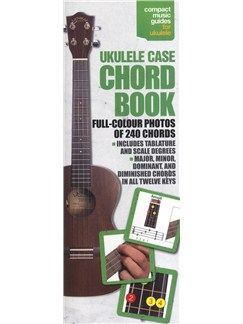 Ukulele Case Chord Book - Full Colour Books | Ukulele