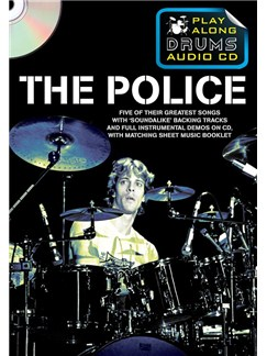 Play Along Drums Audio CD: The Police Books and CDs | Drums