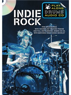 Play Along Drums Audio CD: Indie Rock Books and CDs | Drums