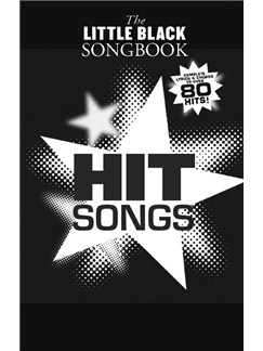 The Little Black Songbook: Hit Songs Books | Lyrics & Chords