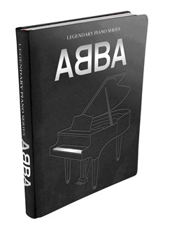 Legendary Piano: ABBA Books | Piano