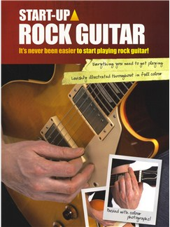 Start-Up: Rock Guitar Books | Guitar