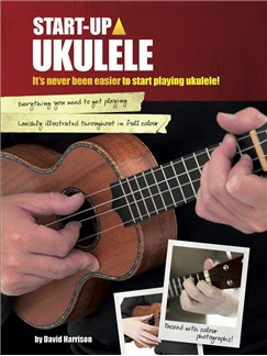 Start-Up: Ukulele Books | Ukulele