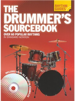 Rhythm Guides: The Drummer's Sourcebook Books and CDs | Drums