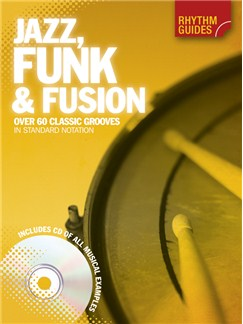 Rhythm Guides: Jazz, Funk & Fusion Books and CDs | Percussion
