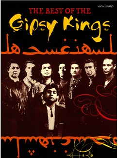 The Best Of The Gipsy Kings Livre | Piano, Chant et Guitare