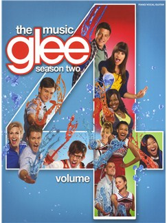 Glee Songbook: Season 2, Volume 4 Livre | Piano, Chant et Guitare