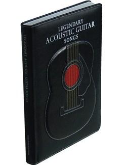 Legendary Acoustic Guitar Songs (Unnumbered) Books | Guitar Tab