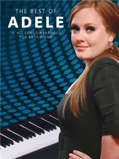Adele: The Best Of - Easy Piano Books | Piano