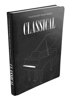 Legendary Piano: Classical Solos Books | Piano