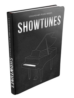 Legendary Piano: Showtunes Books | Piano