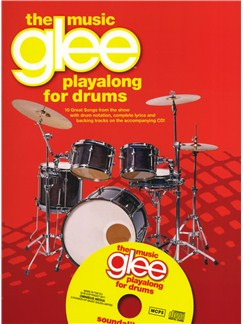 Glee Playalong - Drums Books and CDs | Drums