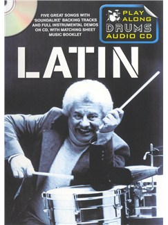 Play Along Drums Audio CD: Latin Books and CDs | Drums