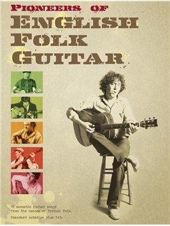Pioneers Of English Folk Guitar Livre | Tablature Guitare, Guitare