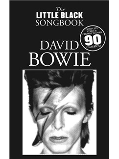 The Little Black Songbook: David Bowie Livre | Paroles et Accords