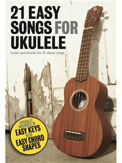 21 Easy Songs For Ukulele Books | Ukulele