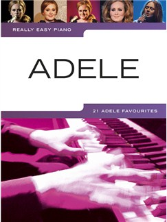 Really Easy Piano: Adele Livre | Piano
