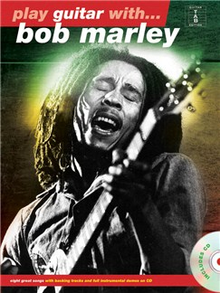 Play Guitar With... Bob Marley (New Edition) Books and CDs | Guitar Tab, Guitar